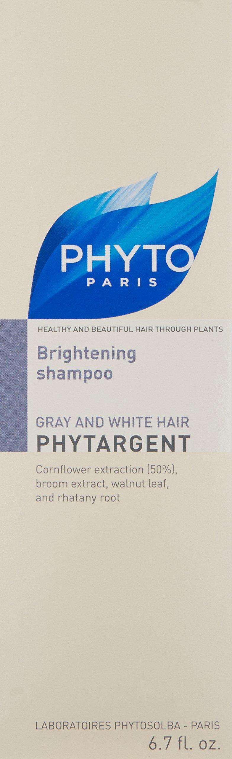 PHYTO PHYTARGENT Brightening Shampoo, 6.7 fl. oz. by PHYTO (Image #2)