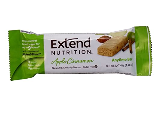Top 10 High fat energy bars