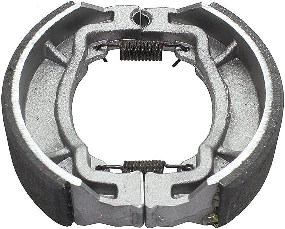 BikeMaster Standard Front or Rear Brake Pads for Kawasaki KLX110 2002-2017
