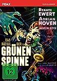 Das Rätsel der grünen Spinne / Kultige Edgar-Wallace-Epigone mit Starbesetzung (Pidax Film-Klassiker) [Edizione: Germania]