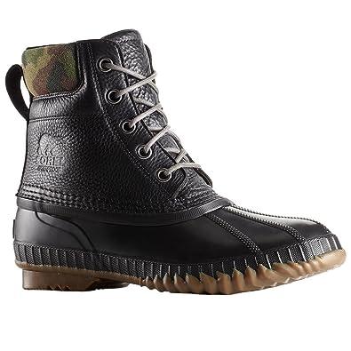 73cf4205575 SOREL Cheyanne II Premium Boot Mens Black