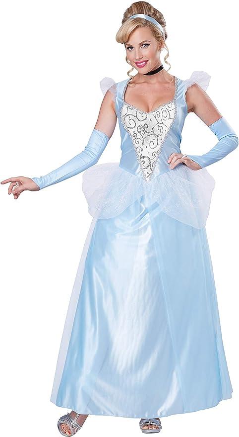 Disfraz de princesa a media noche para mujer: Amazon.es: Ropa y ...