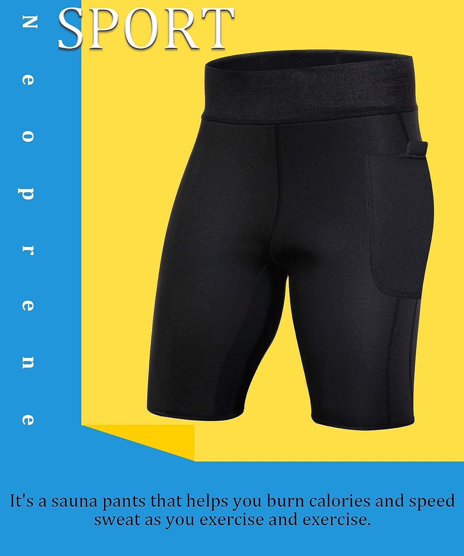 445426f743 Amazon.com: Junlan Men's Weight Loss Sauna Hot Sweat Thermo Shorts Body  Shaper Neoprene Athletic Yoga Pants Gym Tummy Fat Burner Slimming: Clothing