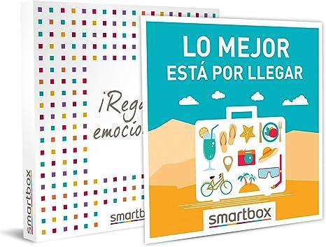 SMARTBOX - Caja Regalo - Lo Mejor está por Llegar - Idea de Regalo ...