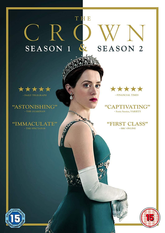 The Crown - Season 01 / Crown - Season 02 - Set [Reino Unido] [DVD]