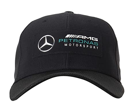 ee6be756 Puma Men's Cap (2153901_Black_One Size): Amazon.in: Clothing ...