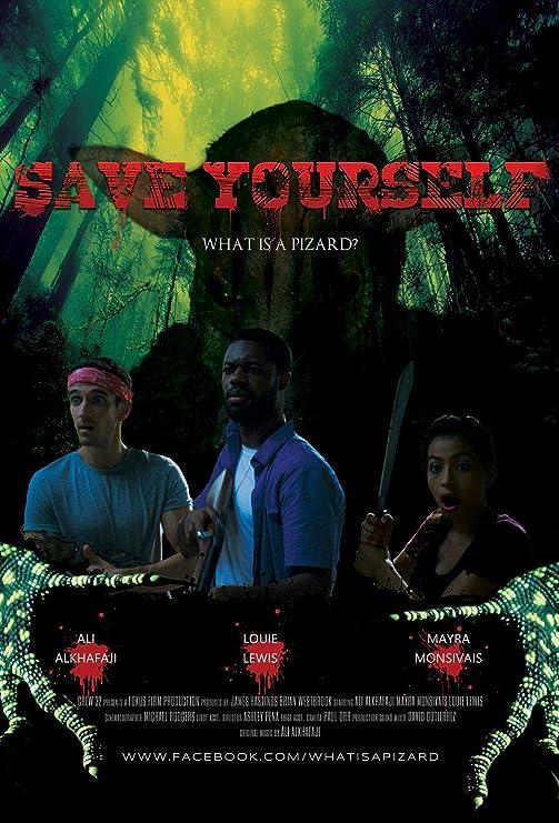 Lionbeen Save Yourself Movie Poster Cartel de la Pelicula 70 ...