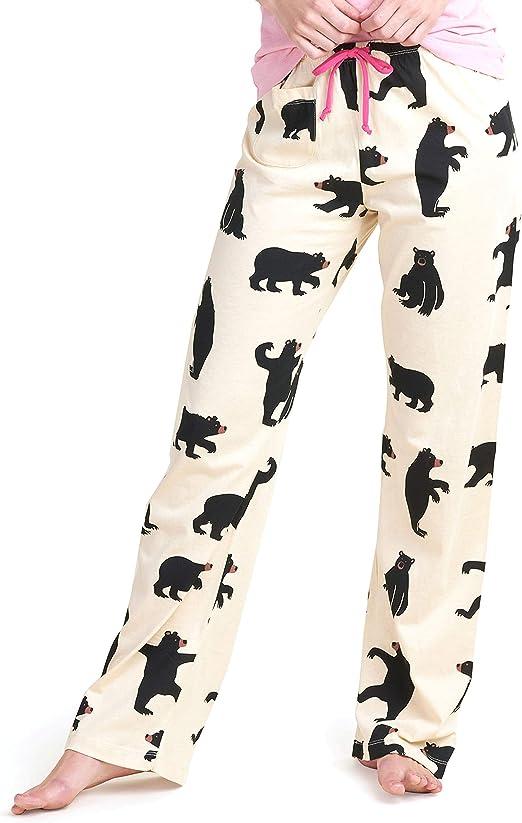 No Maybe Ladies Pajama Pants// Sleepwear Size Medium  Cute Yes