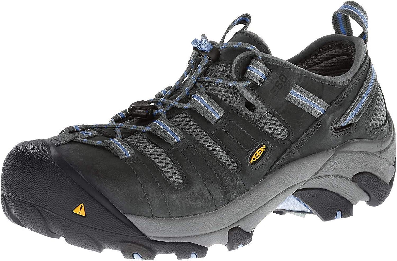 Atlanta Cool ESD Steel Toe Work Shoe