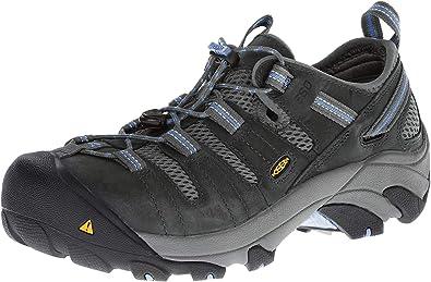 Amazon.com: KEEN Utility Women's Atlanta Cool ESD Steel Toe Work Shoe: Shoes