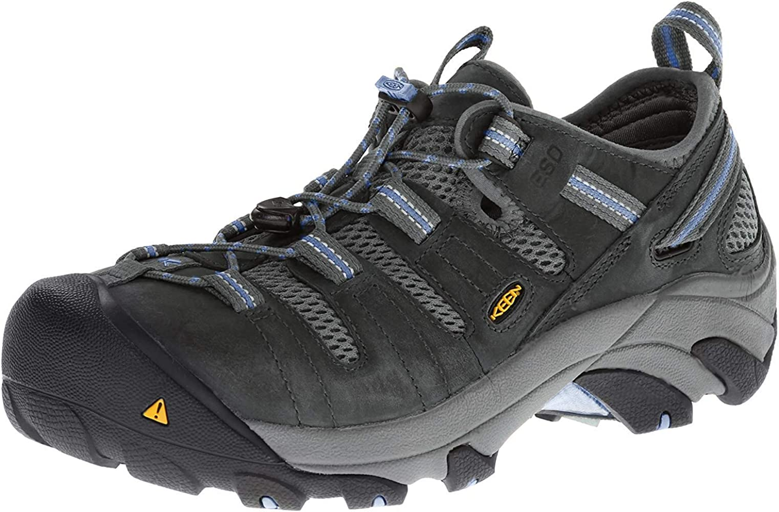 Steel Toe ESD Slip On Work Shoe