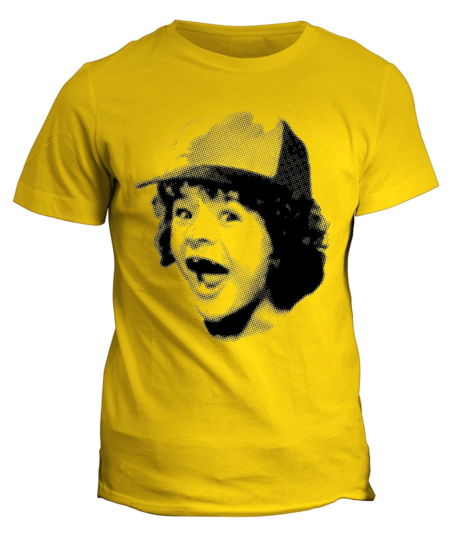 Serie TV TV Series fashwork Tshirt Stranger Things Dustin in Cotone