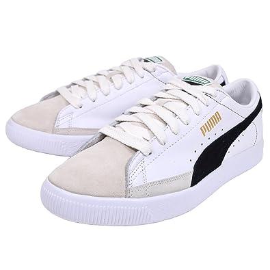 1961e74fb93 Puma Sneaker Basket 90680 Weiß  Amazon.de  Schuhe   Handtaschen