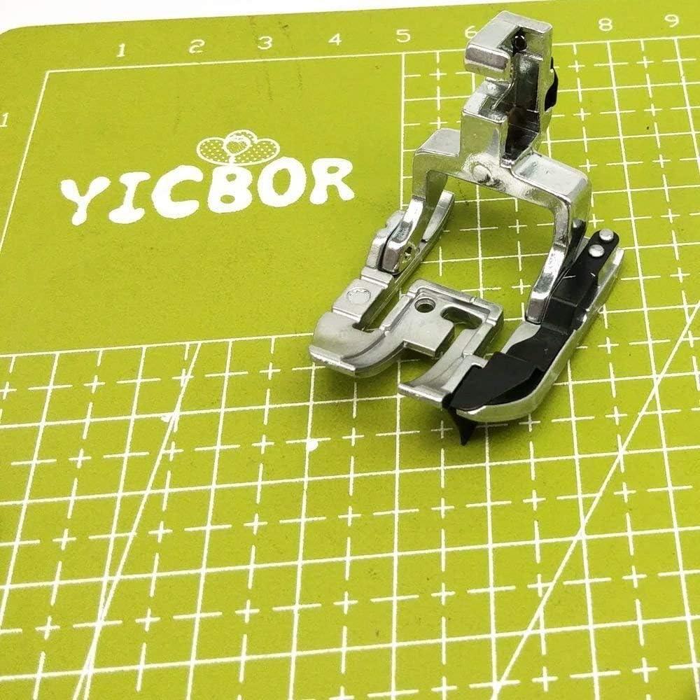 YICBOR prensatelas de costura para Janome, Elna #202031002 de 0,63 cm
