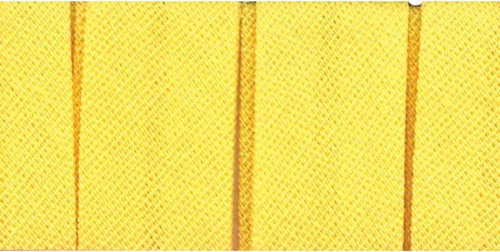 4-Yard Canary Wrights 117-200-086 Single Fold Bias Tape