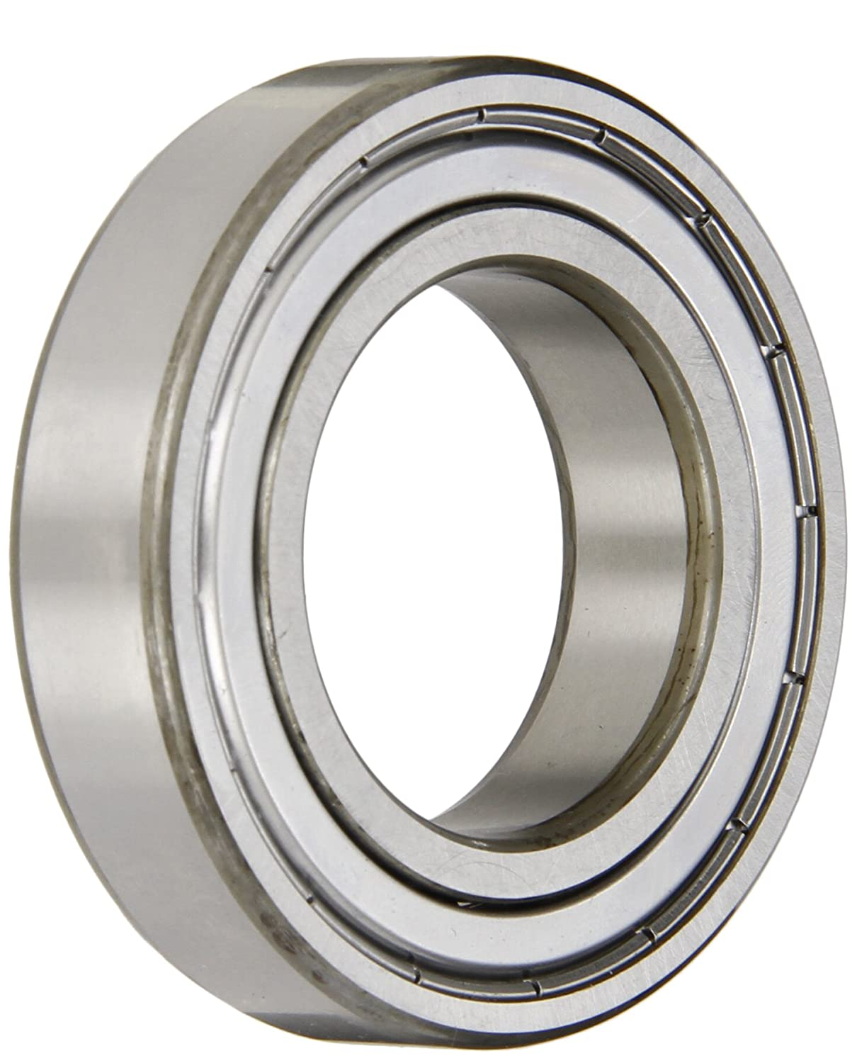 SKF 6007-Z Deep Groove Ball Bearing, Single Shield, Standard Cage, Normal Clearance, 35mm Bore,  62mm OD, 14mm Width