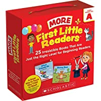 MORE First Little Readers Level A Parent Pack