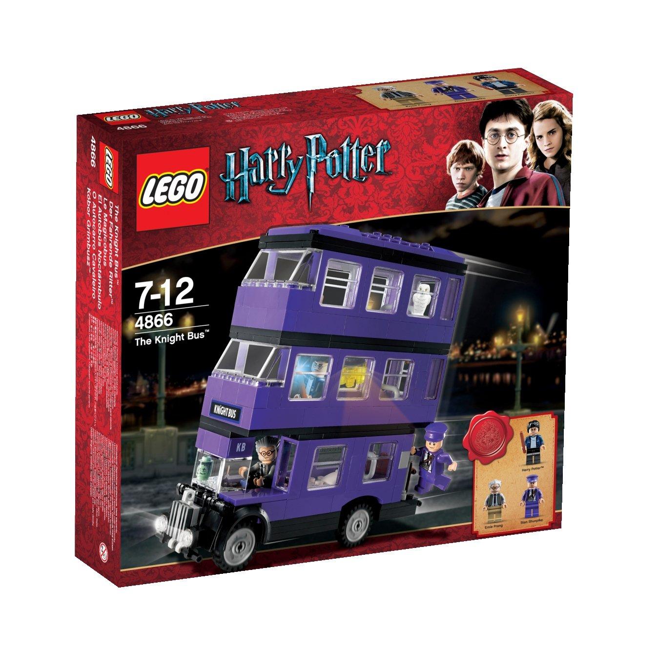 LEGO Harry Potter 4866 - Der Fahrende Ritter Ritter Ritter 9b51af