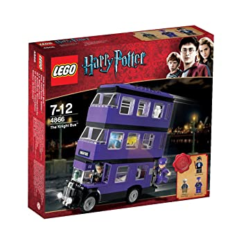 Lego Harry Potter 4866 The Knight Bus Lego Harry Potter Amazon