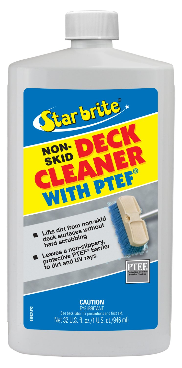 Star brite Non-Skid Deck Cleaner with PTEF 32 oz