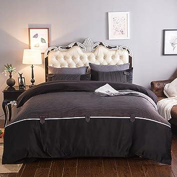 Baumwolle Streifen Bettwäsche Moderne Einfache Männer Schlafzimmer