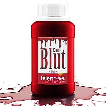 Partymarty Kunstblut Filmblut Blut Rot Kunstliches Blut Fur