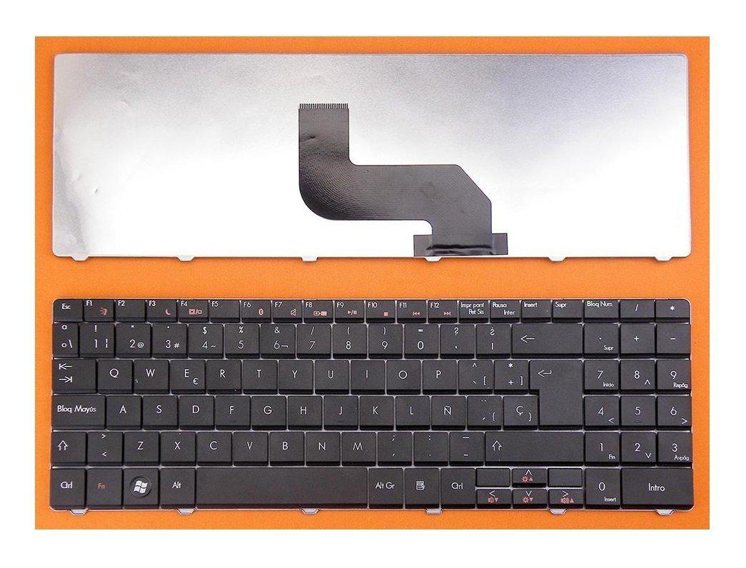 TECLADO ESPAÑOL PARA PORTATIL Packard Bell EasyNote TJ66-BT-220 NUEVO NEGRO: Amazon.es: Electrónica