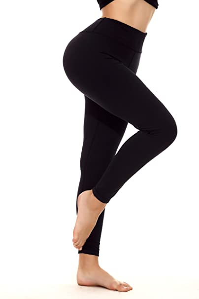 Amazon.com: YOHOYOHA - Pantalones de yoga para mujer, talla ...