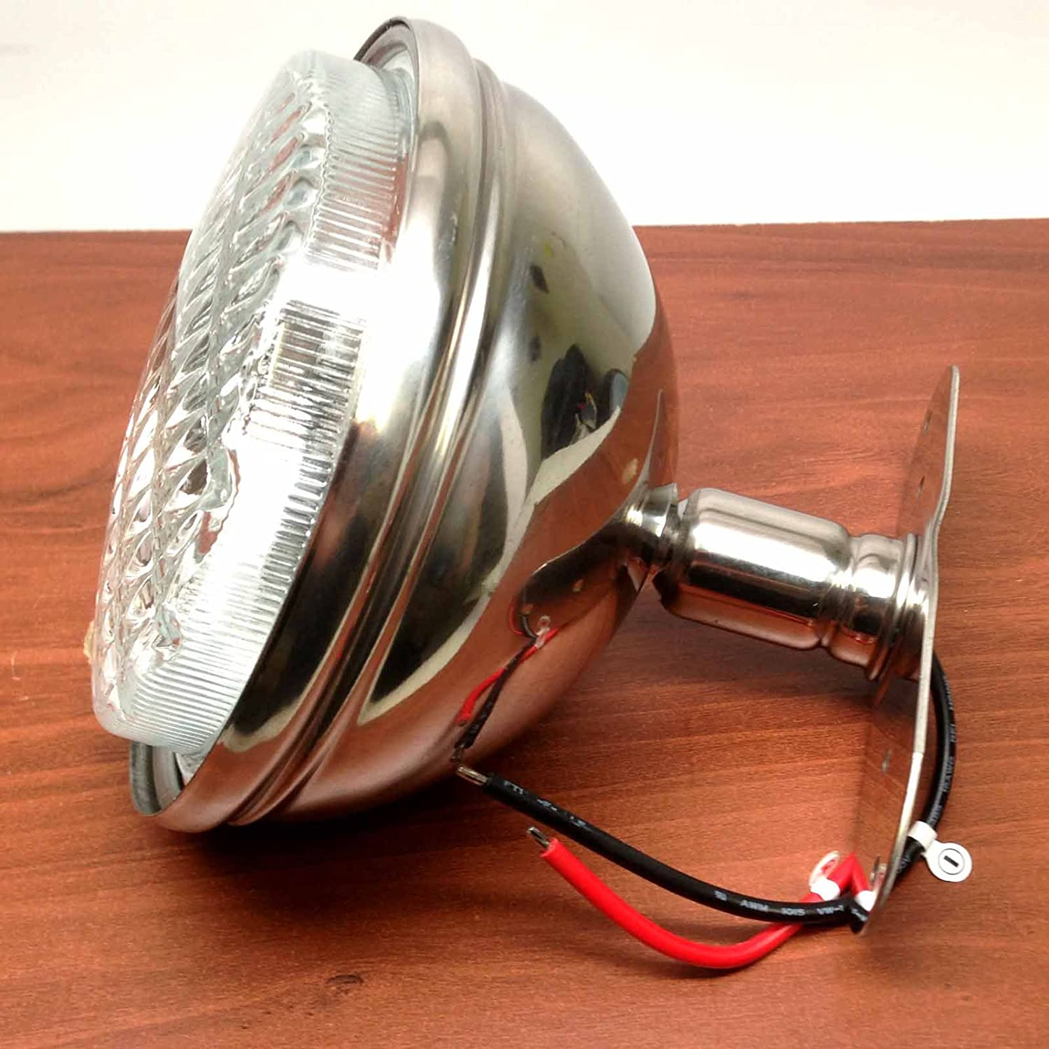 MARINE BOAT SPREADER LIGHT REPLACEMENT BRIGHT 55W 12V FIXED MOUNTING HALOGEN