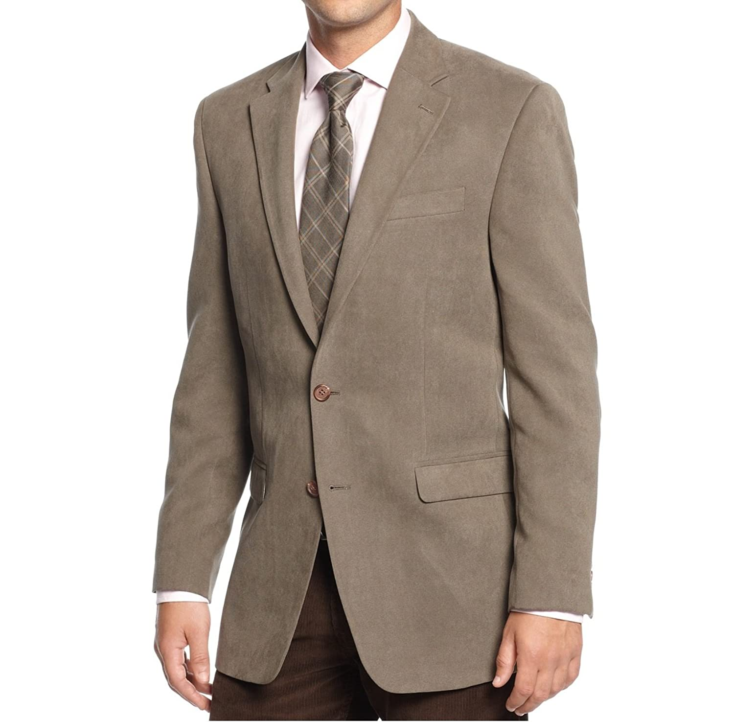 $295 Ralph Lauren Blazer Grey Twill Two Button New Men's Sport Coat