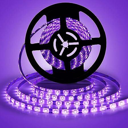Review UV Black Light, 16.4Ft/5M
