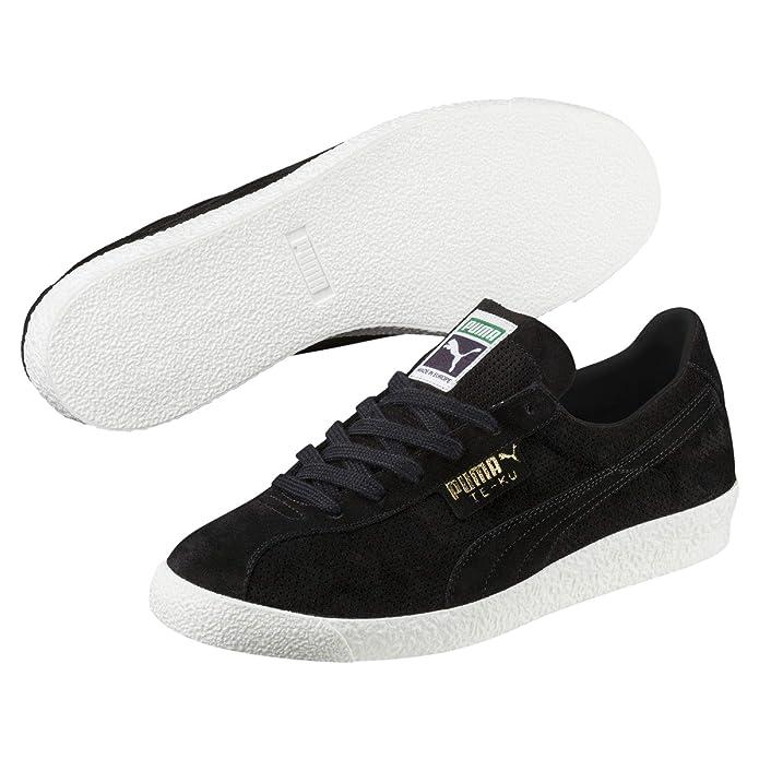 745141fb3e1 Puma Te-Ku Summer Trainers Black  Amazon.co.uk  Shoes   Bags