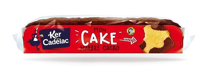 KER CADELAC Cake Marbrée Cacao 500 g - Lot de 3  Amazon.fr  Epicerie 79ca0a8cd13