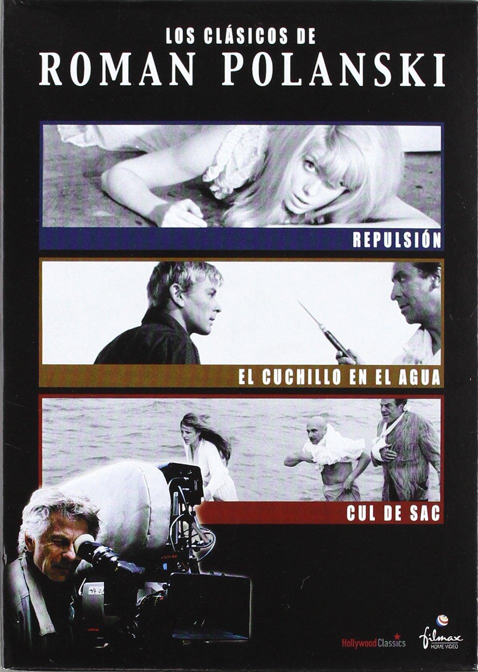 Pack Roman Polanski (3 Clasicos) [DVD]: Amazon.es: Varios: Cine y ...