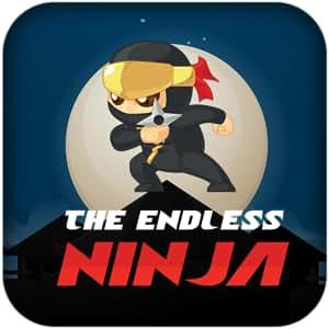 Amazon.com: The Endless Ninja: classic arcade jump game ...