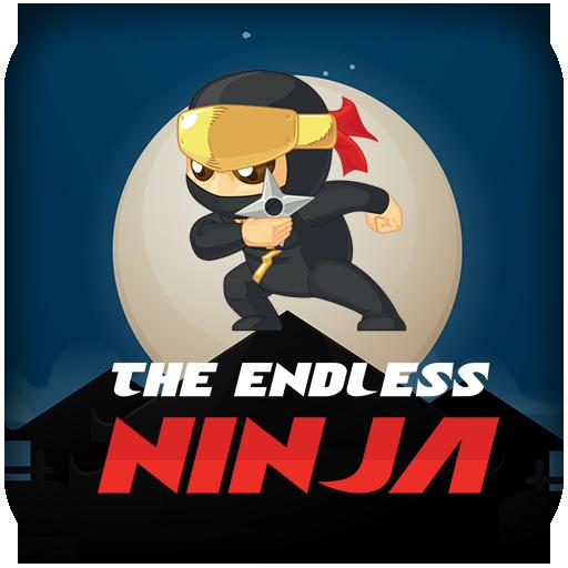 The Endless Ninja: classic arcade jump game: Amazon.es ...
