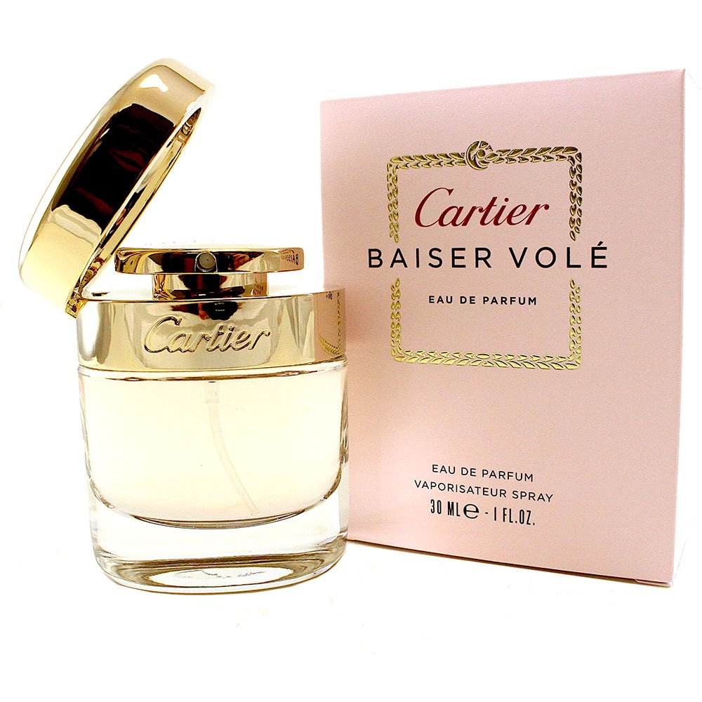 Amazoncom Cartier Baiser Vole Eau De Perfume Spray For Women 1