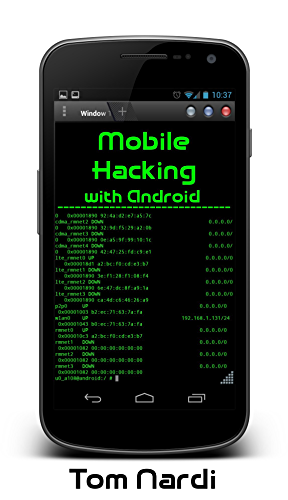 Mobile Hacking with Android