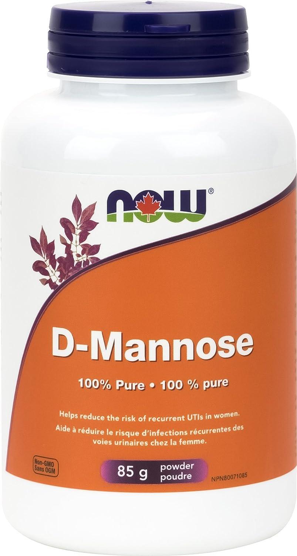NOW D-Mannose Powder, 85g Puresource 230014