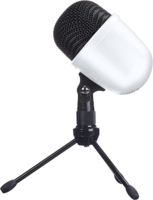 Top 10 Amazon Basics Desktop Mini Condenser Microphone