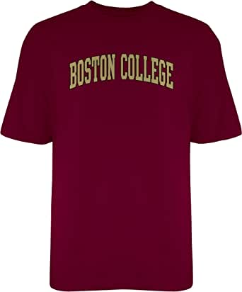 Authentic Sports NCAA Men's Wordmark T-Shirt, Team Color