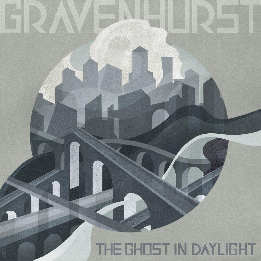 CD : Gravenhurst - The Ghost In Daylight (Digipack Packaging)