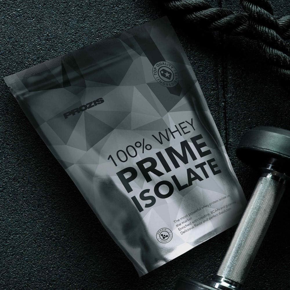 Prozis 100% Whey Prime Isolate 1000 g Chocolate dulce ...