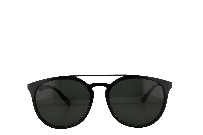 ec0b0567118 Emporio Armani EA4103 Sunglasses Green w Green Lens 56mm 559771 EA 4103   Amazon.co.uk  Clothing
