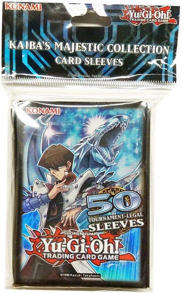 carte yu gi ho Amazon.com: Yu Gi Oh! Card Sleeves Seto Kaiba (50) Konami Custodie