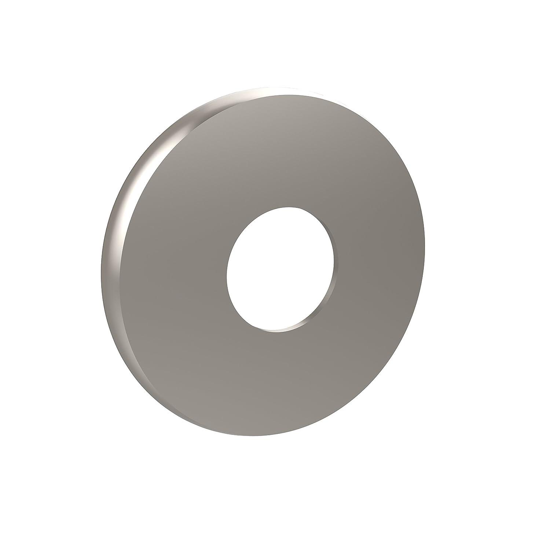 (Satin Nickel) - Allied Brass 1098-SN Shower Curtain Escutcheon, Satin Nickel B0015KNZUG サテンニッケル サテンニッケル