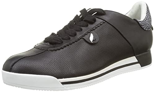 Geox D Chewa A, Sneakers Basses Femme: : Chaussures