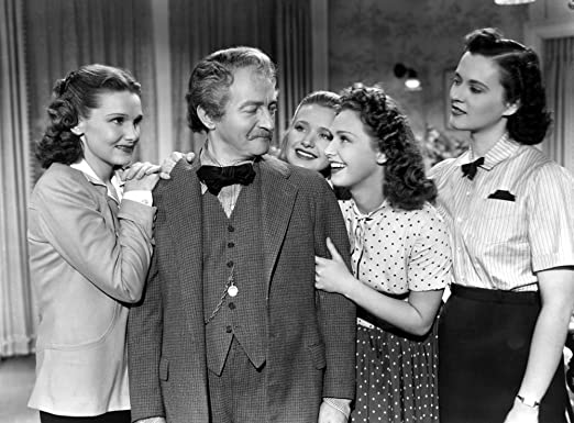 Amazon.com: Posterazzi Four Daughters Lola Claude Rains Priscilla Rosemary  Lane Gale Page 1938 Photo Poster Print, (14 x 11), Varies: Posters & Prints