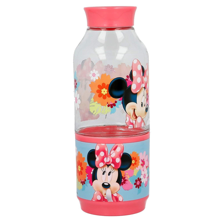 Botella Snack 300 ML | Minnie Mouse - Disney - Bloom: Amazon.es ...