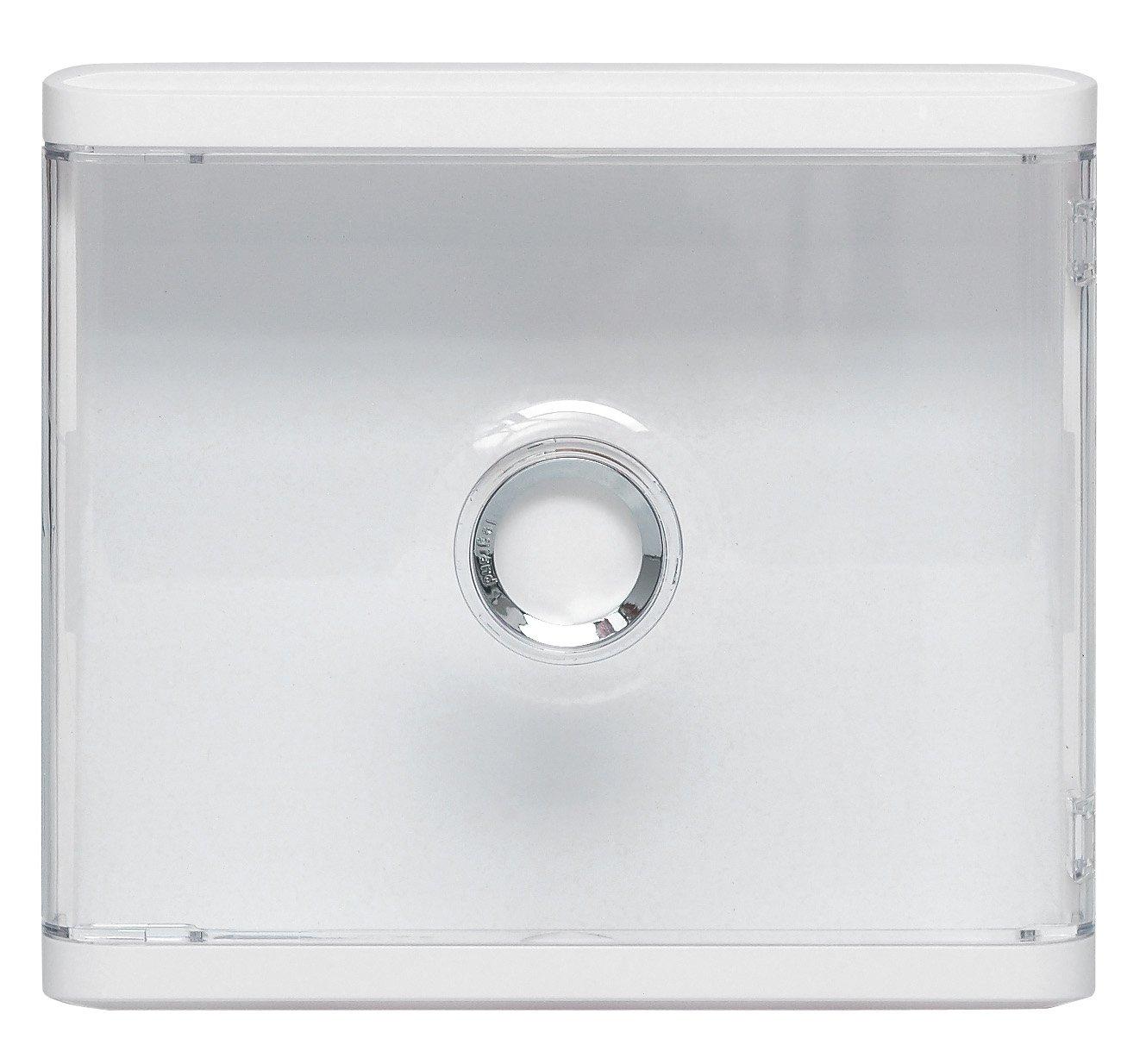 Legrand LEG401188 - Embellecedor y tapa transparente para ...